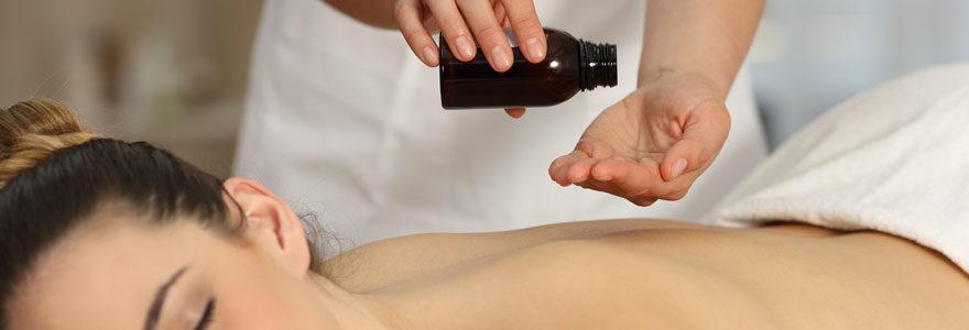 huiles de massage pour kinésithérapeutes